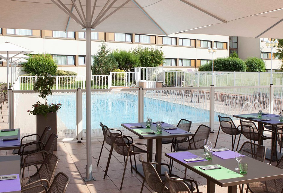 Novotel Reims Terrace, En-route Accommodation