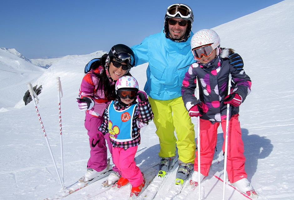 Oz en Oisans Family Skiing