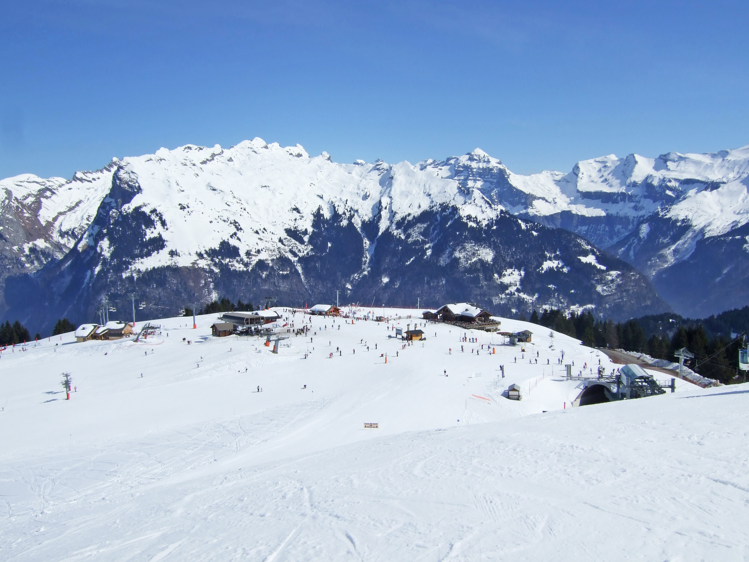Samoens Ski Slopes