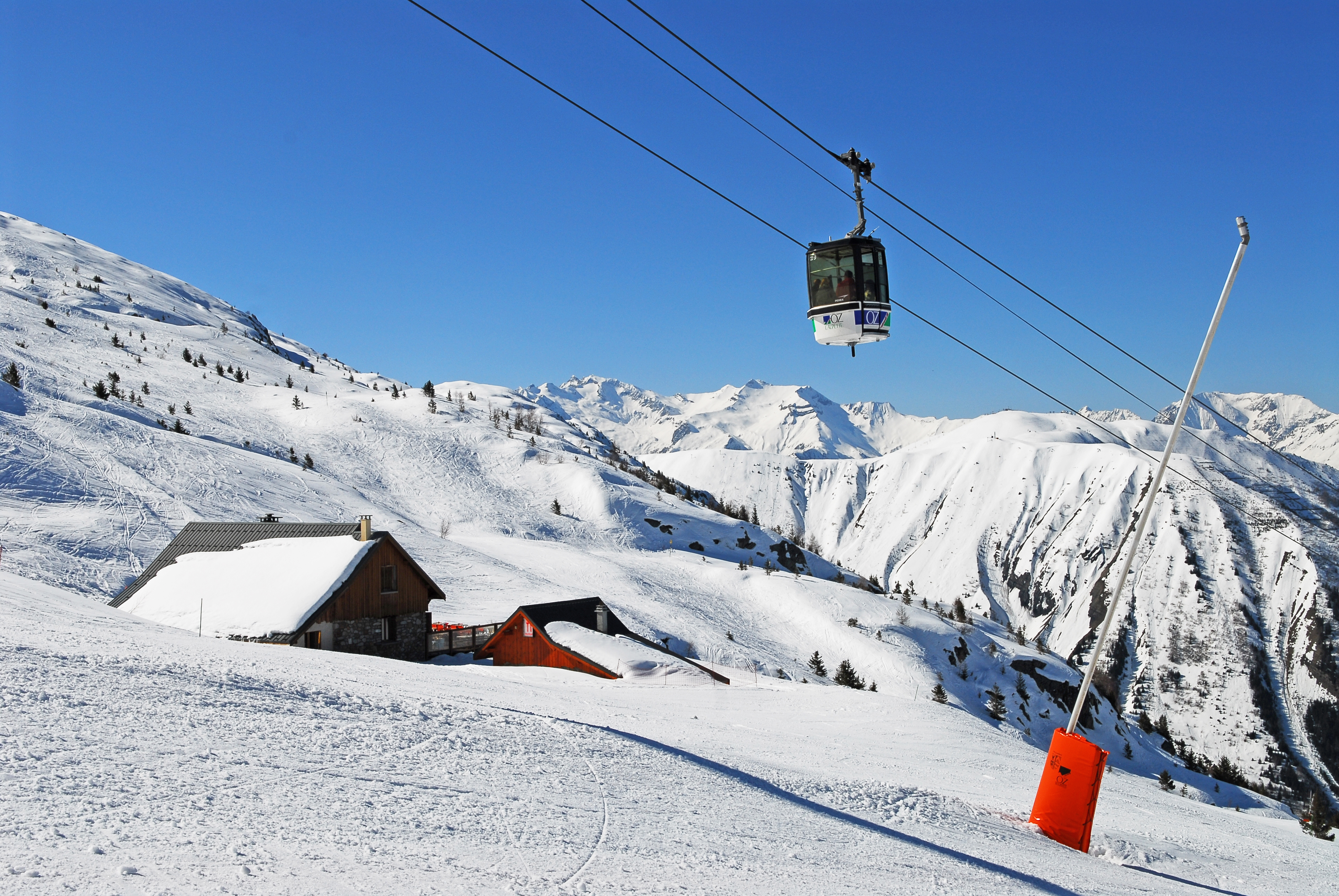 Grand Domaine Ski Slopes