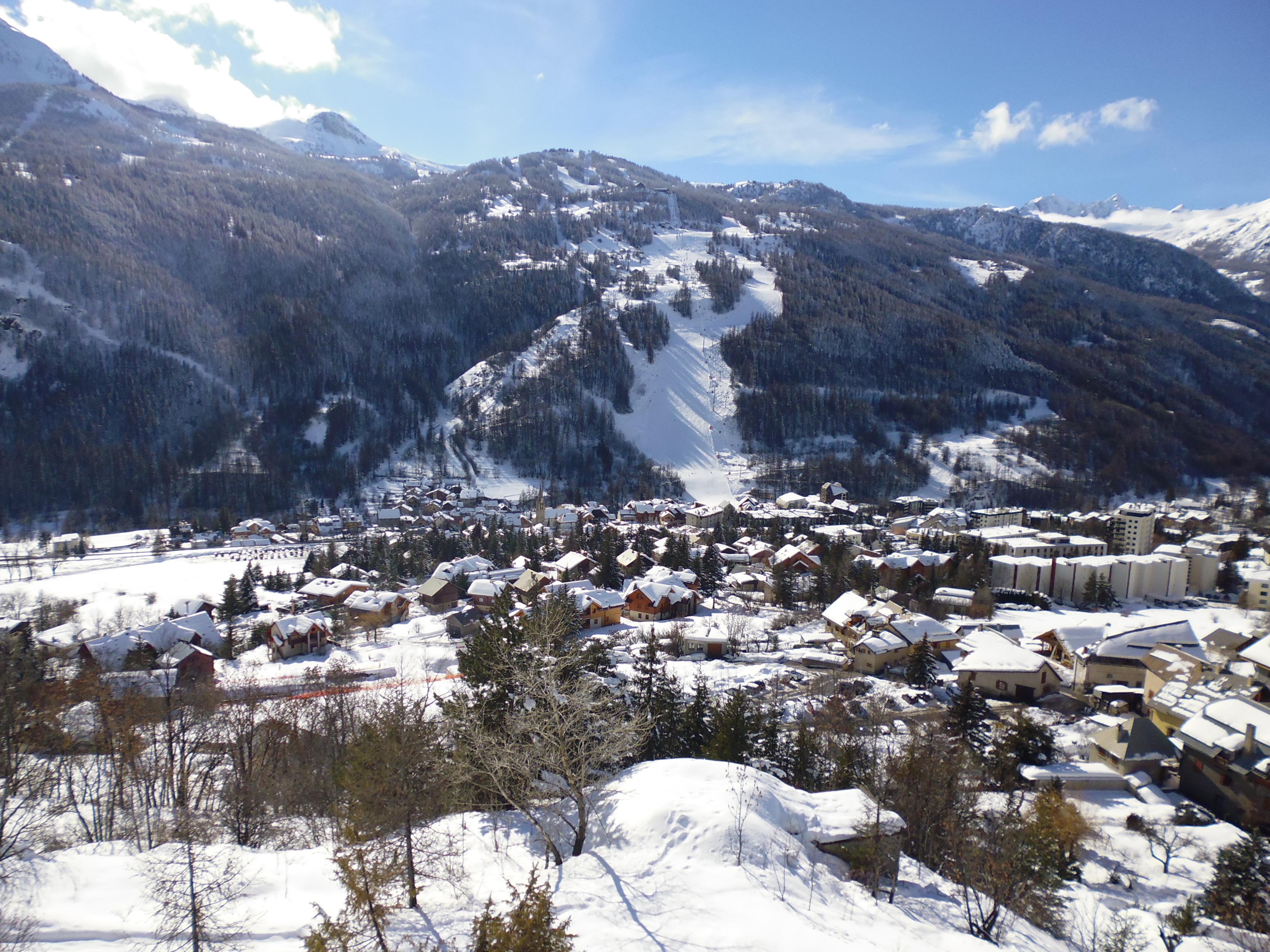 Serre Chevalier Chantemerle Village