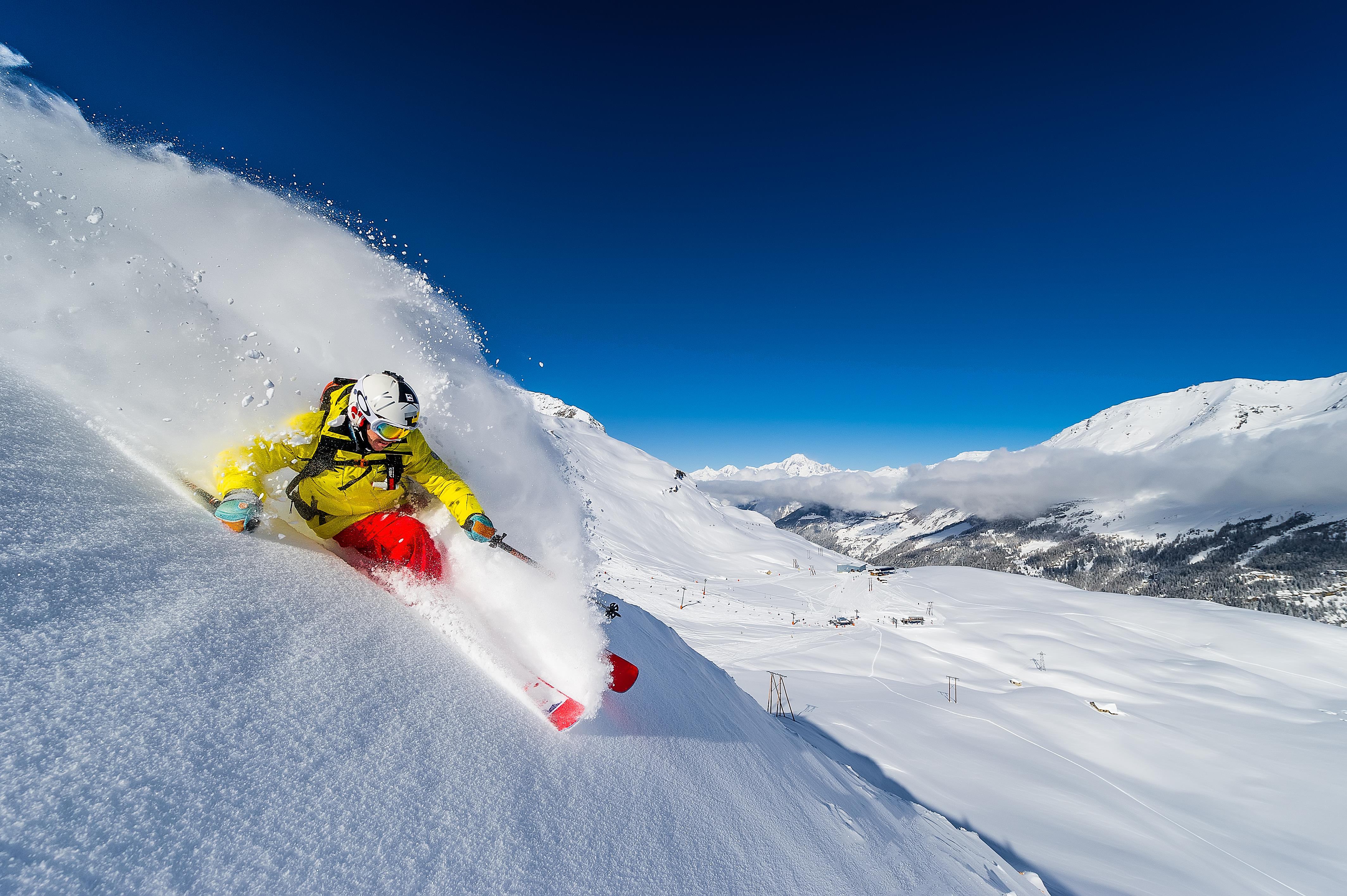 Tignes Ski Slopes © (Andy Parant)