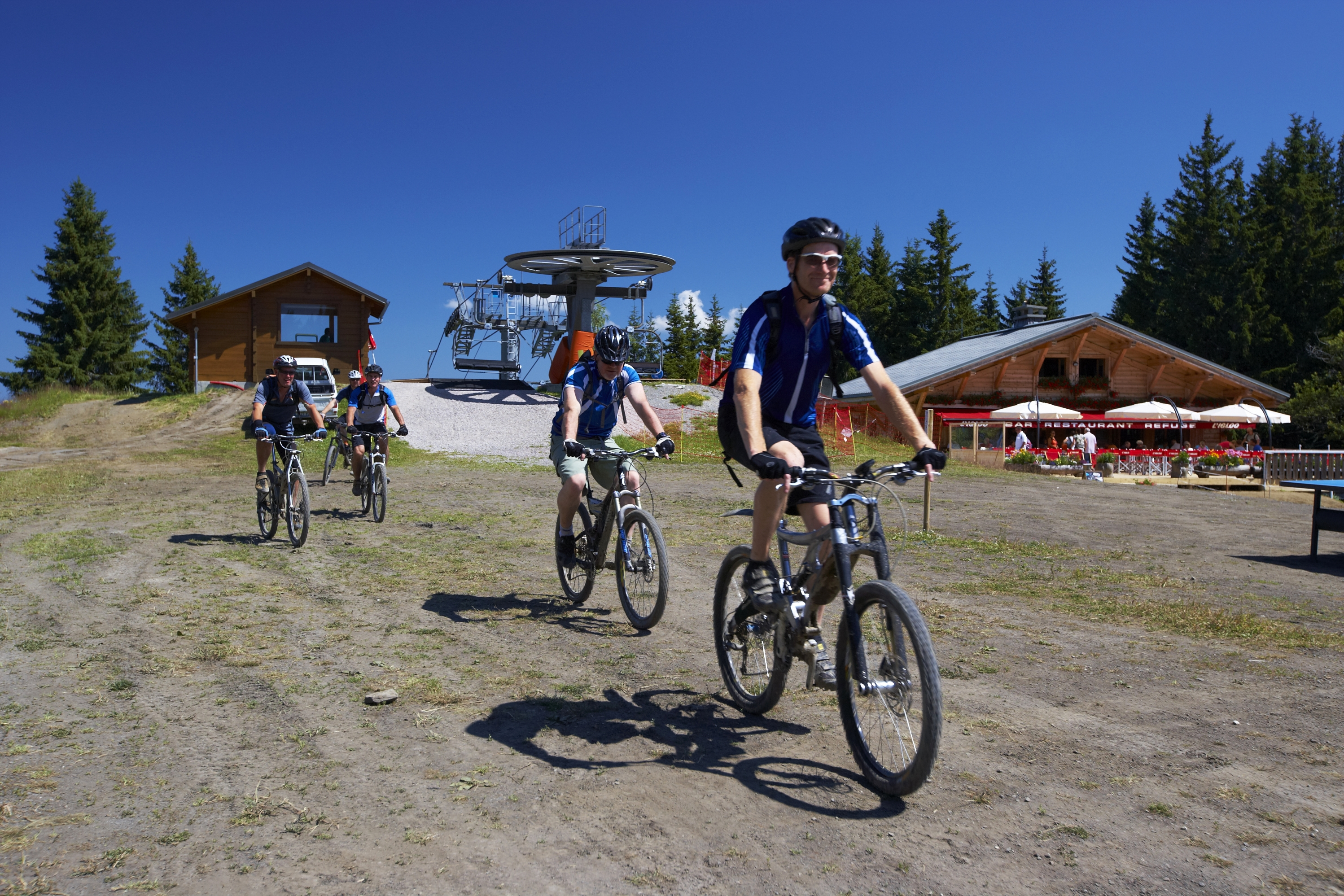 Morillon Mountain Biking