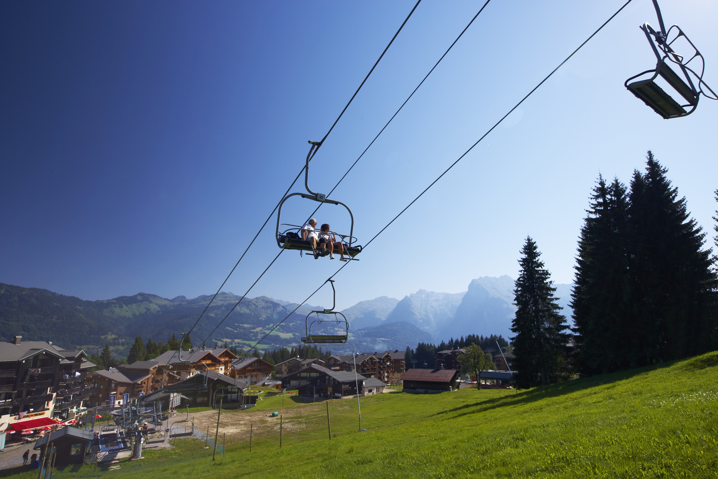 Morillon Chairlifts