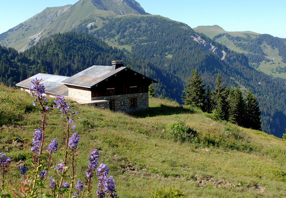 Chatel Mountains