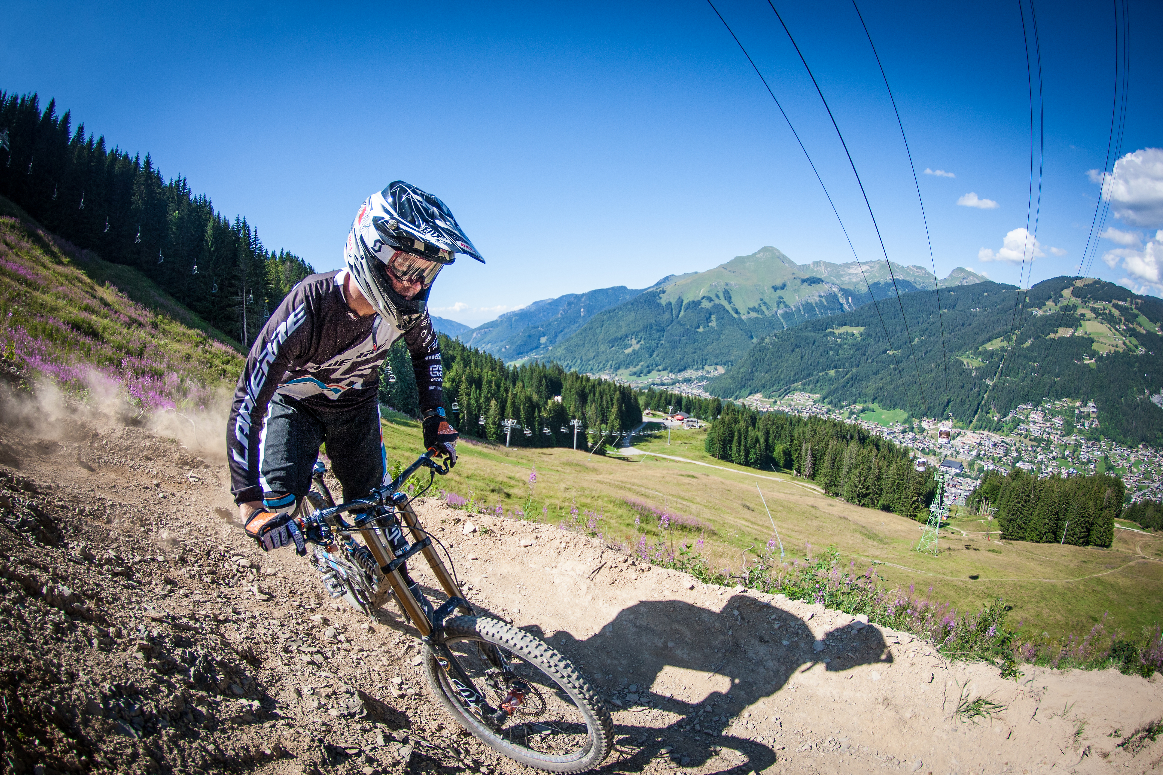 Morzine Mountain Biking