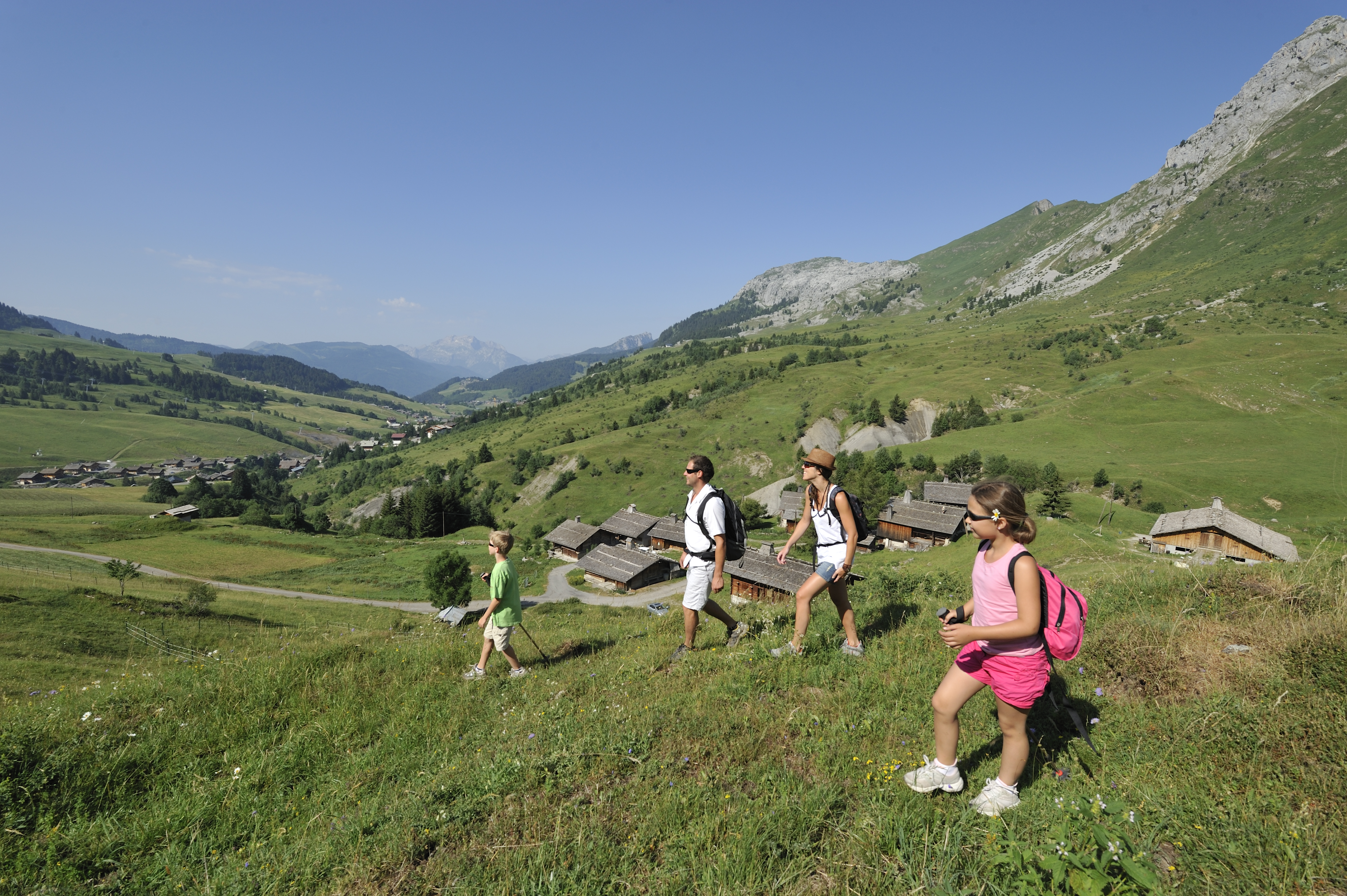 Le Grand Bornand Hiking