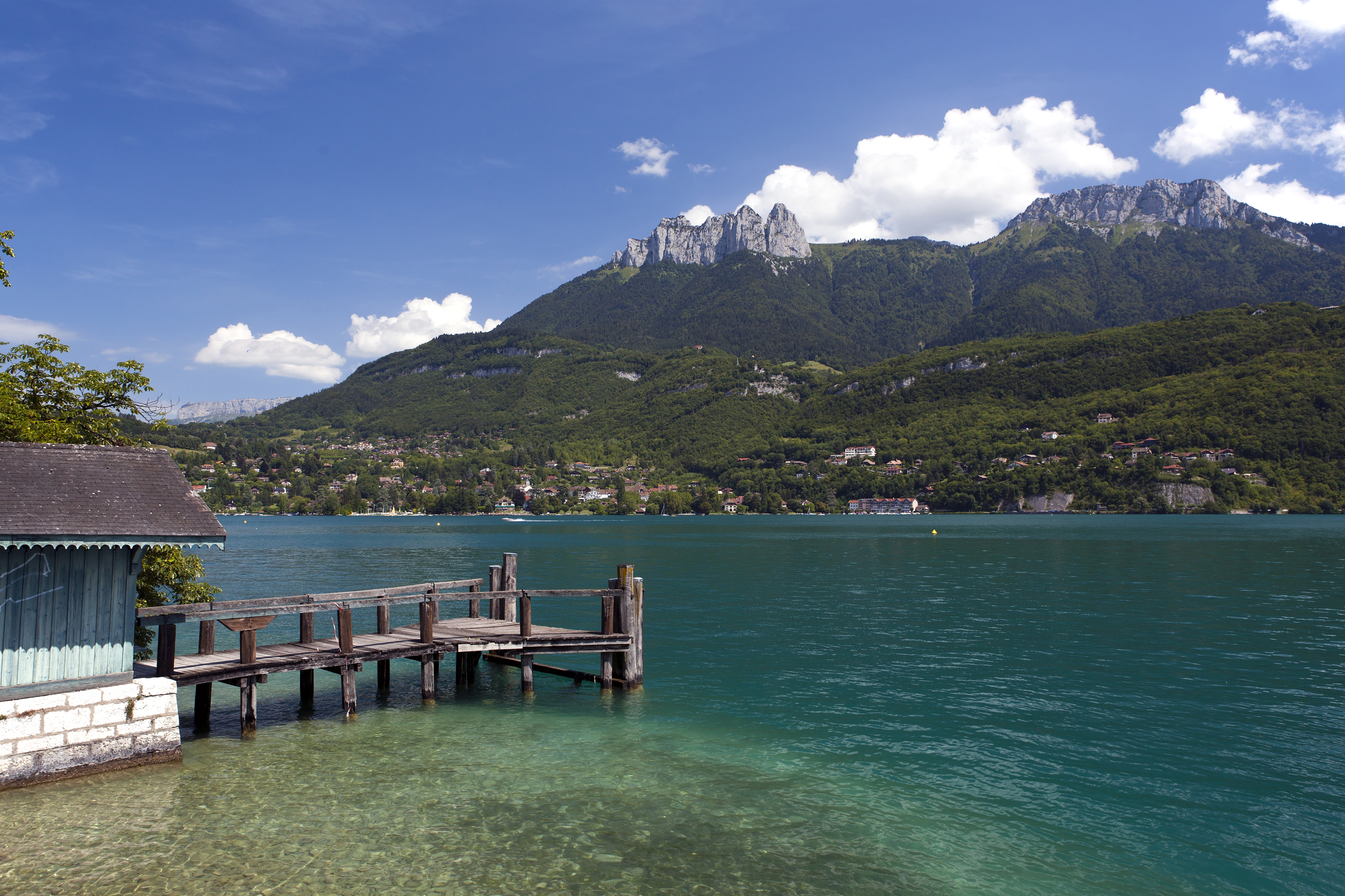 Annecy Lake (Duingt)