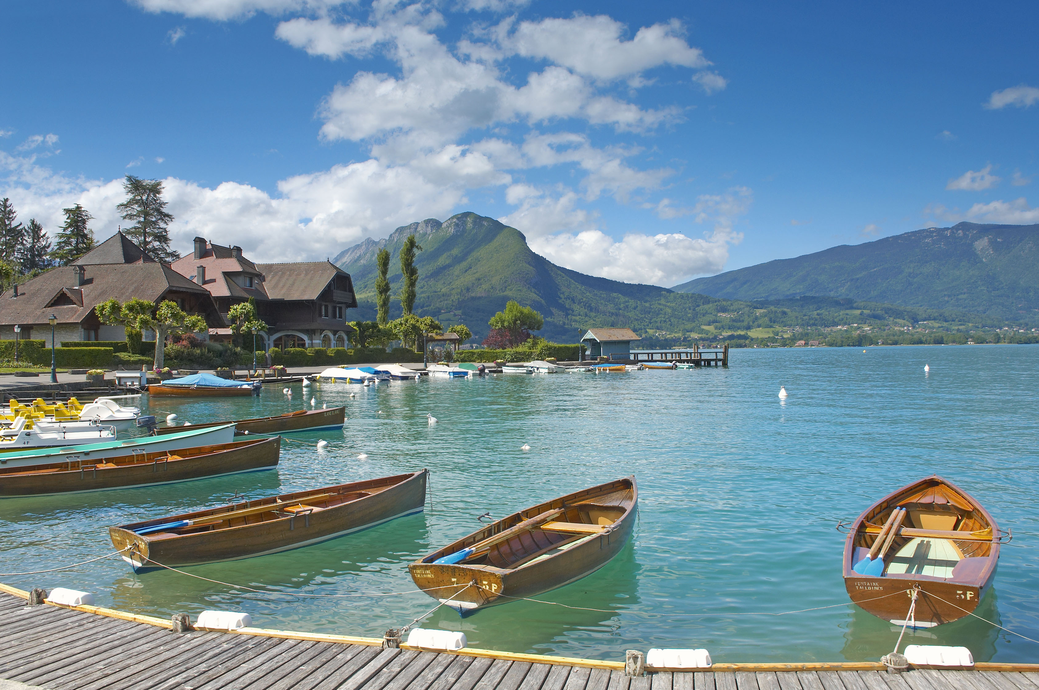 Annecy Lake (Talloires)