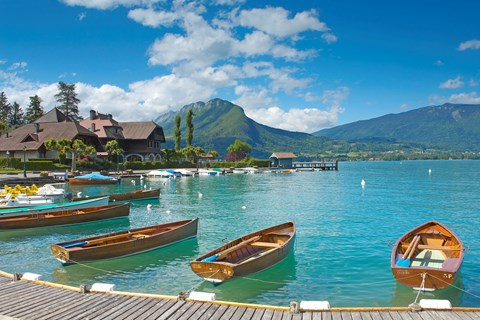 Lakeside Annecy
