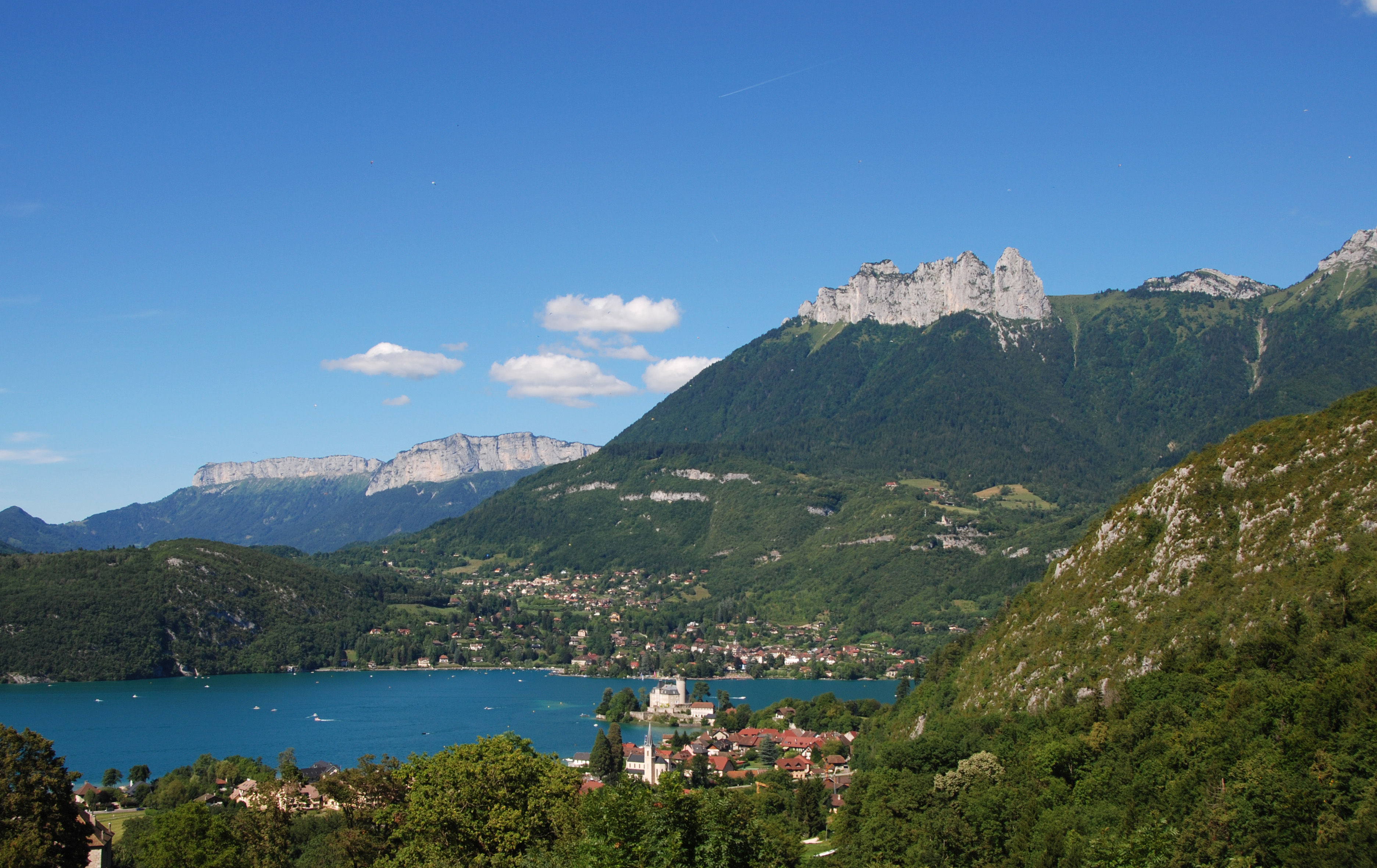 Annecy Overview