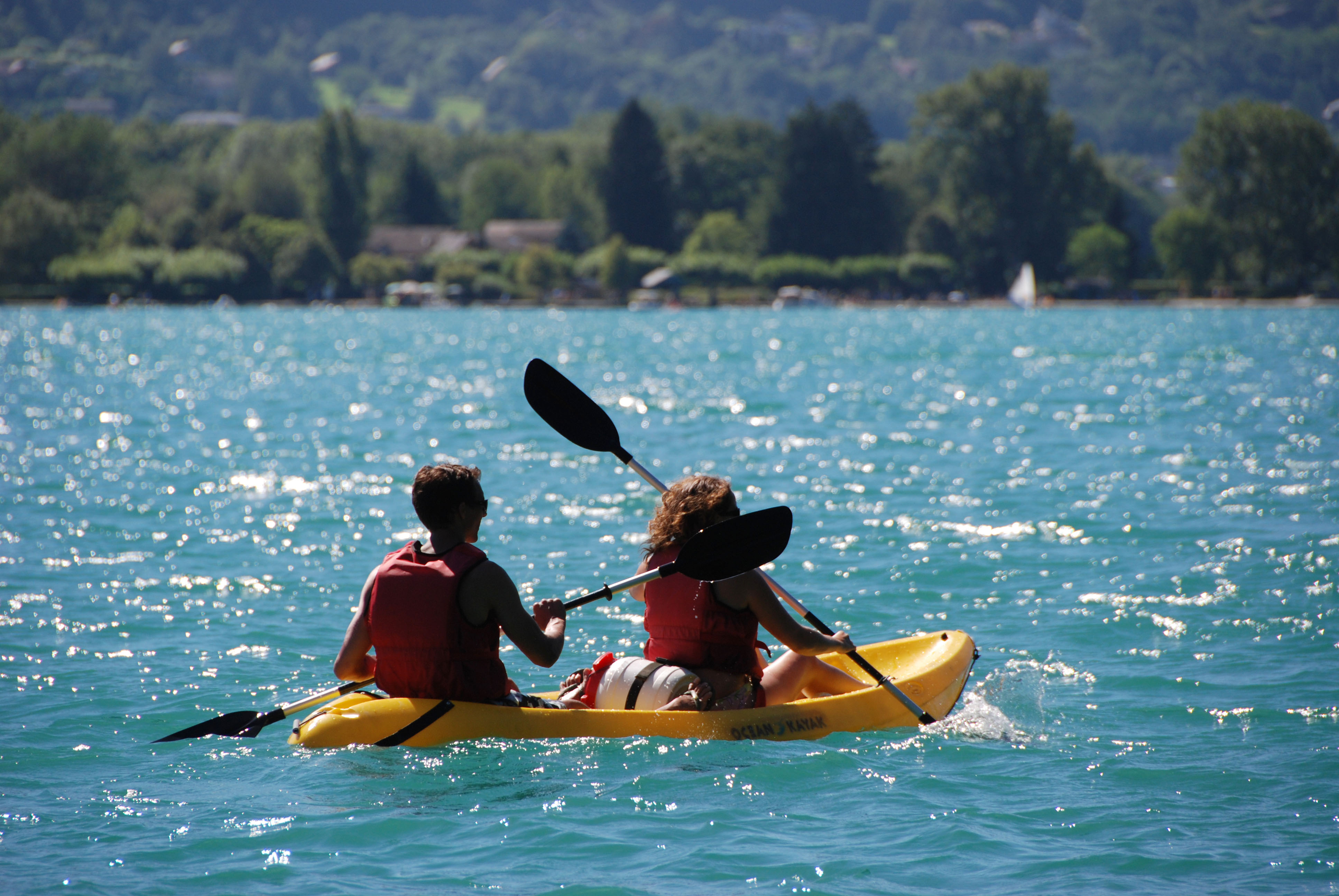 Annecy Canoeing