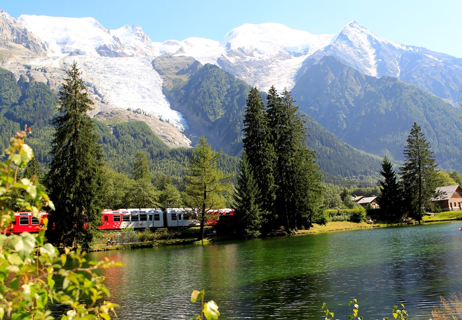 Chamonix Train © (M.Dalmasso)