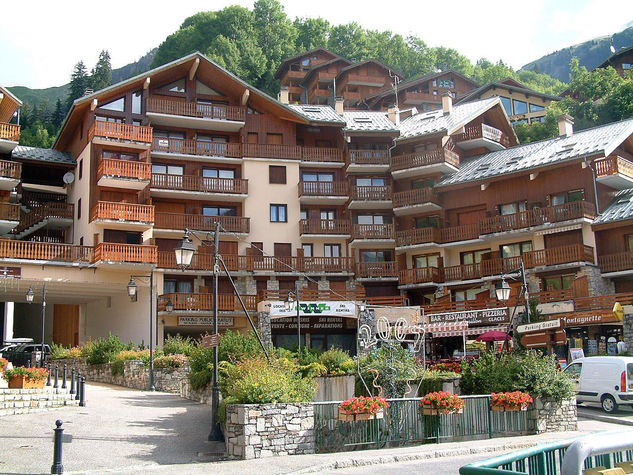 Champagny Accomodation