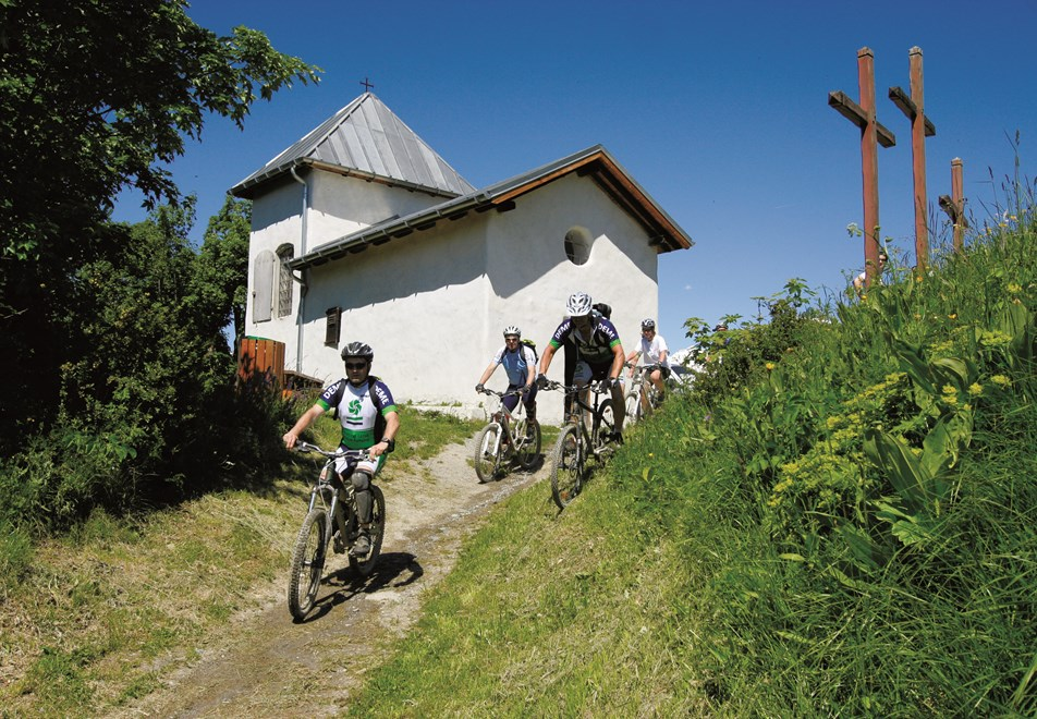 Valloire Mountain Biking