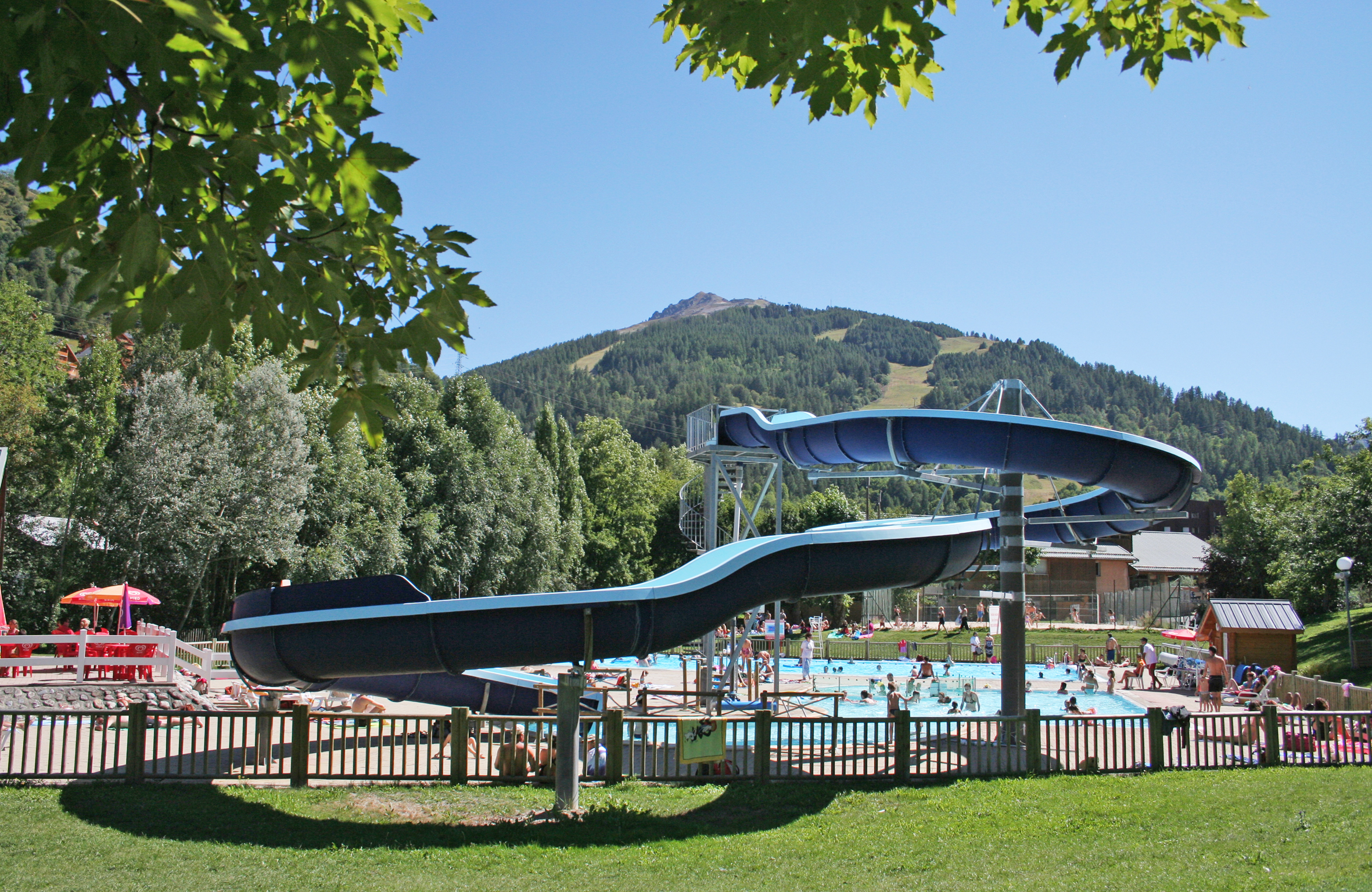 Valloire Outdoor Pool