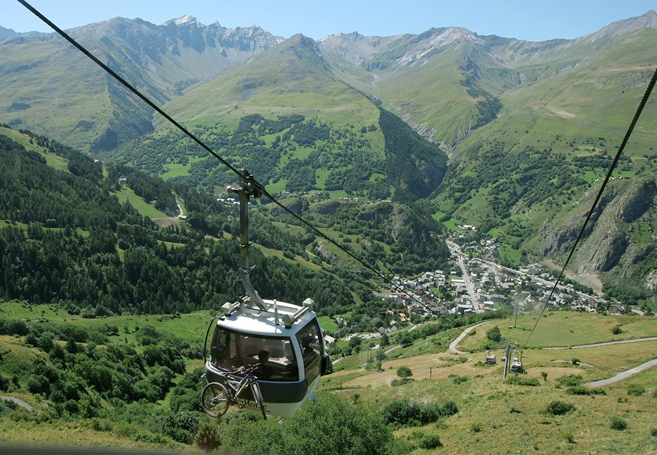 Valloire Telepherique