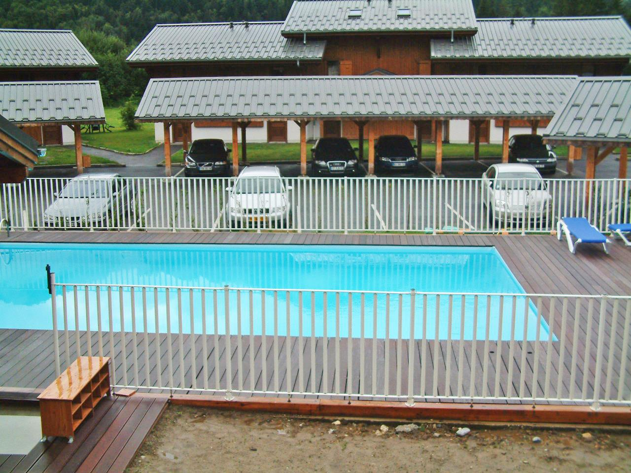 Les Fermes de Samoens, Samoens (Grand Massif) - Outdoor Pool (Summer only)