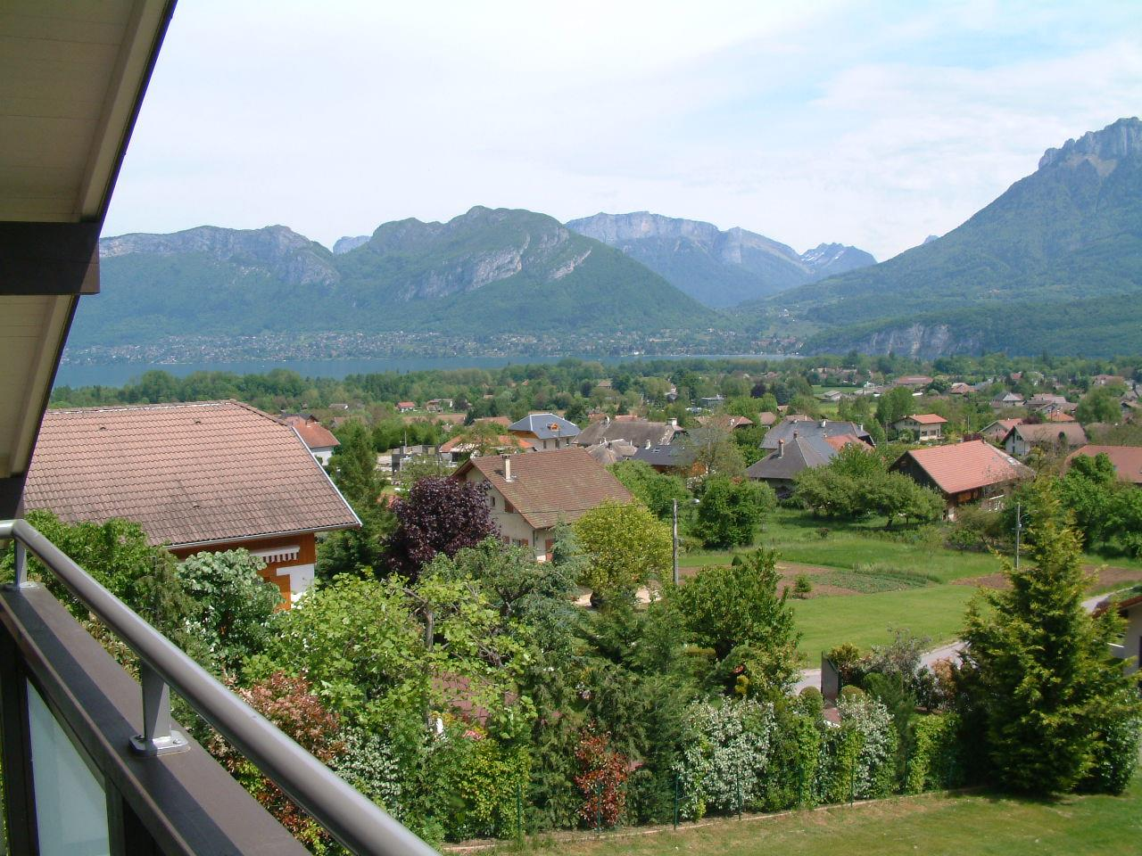Les Chataigniers (Annecy) Exterior