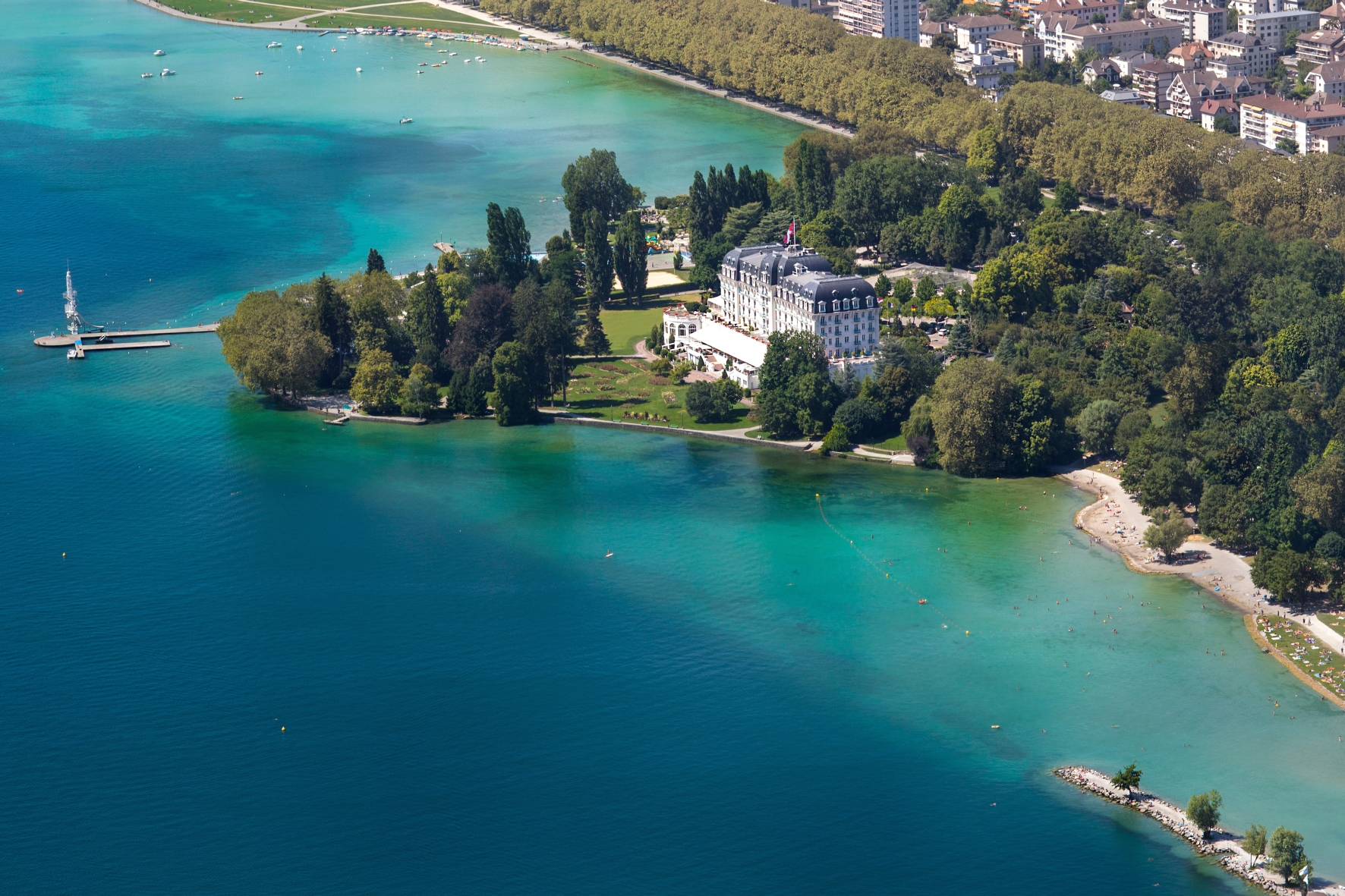 Imperial Palace, Annecy (B&B hotel) © (DgC Photography)