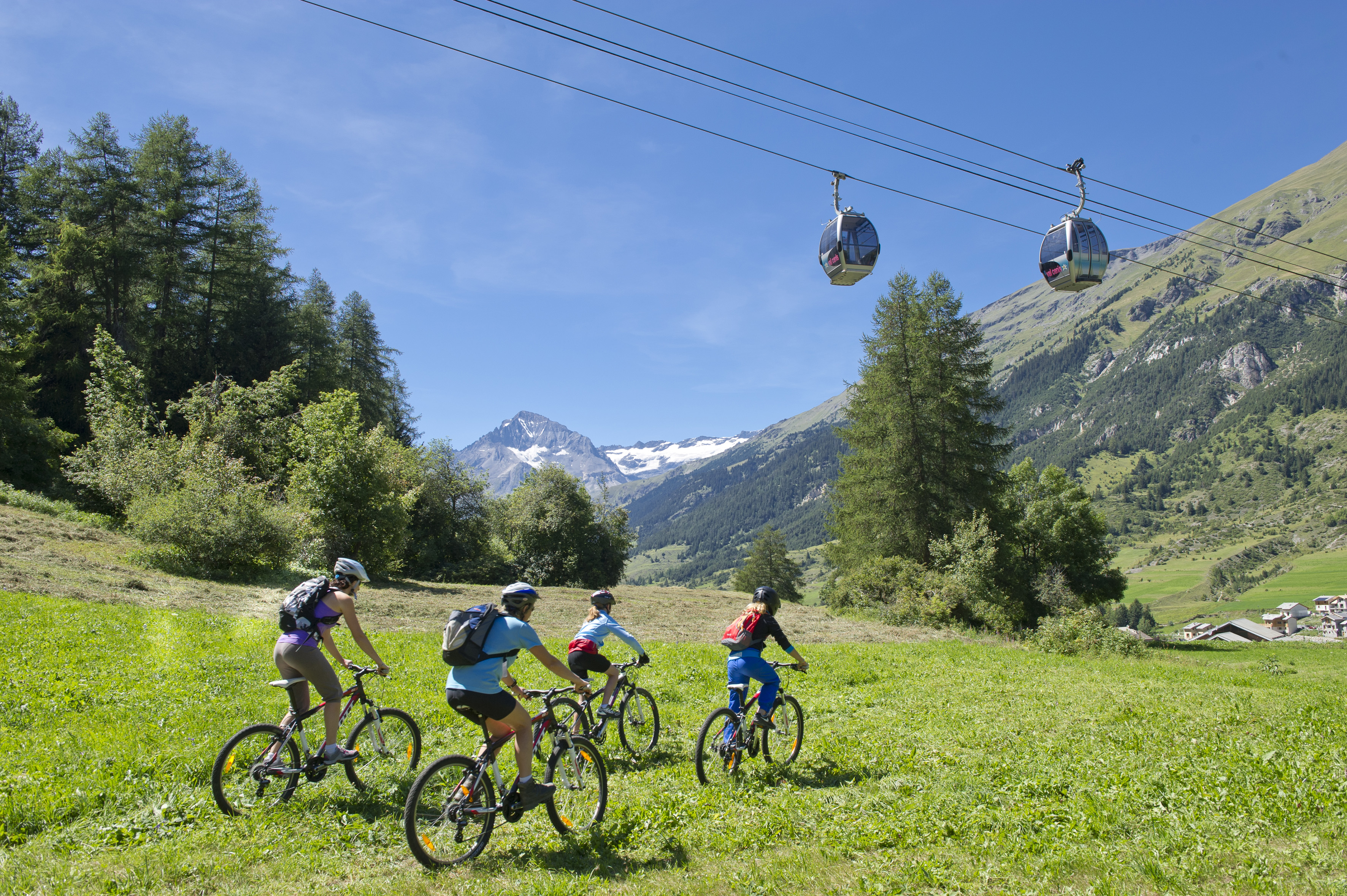 Val Cenis Mountain Biking
