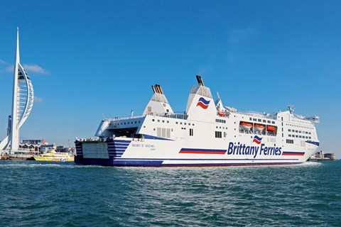 Ferry Eurotunnel Travel Peak Retreats Summer Holidays France