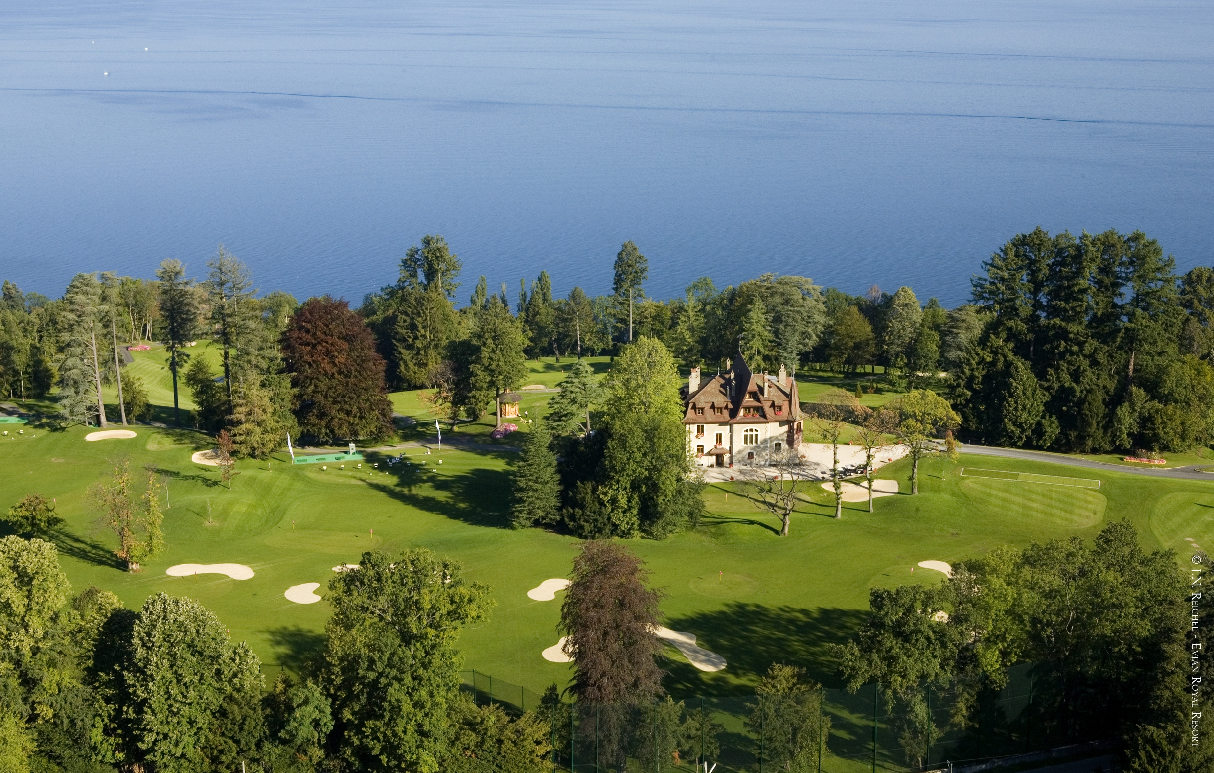 Evian Golf Course