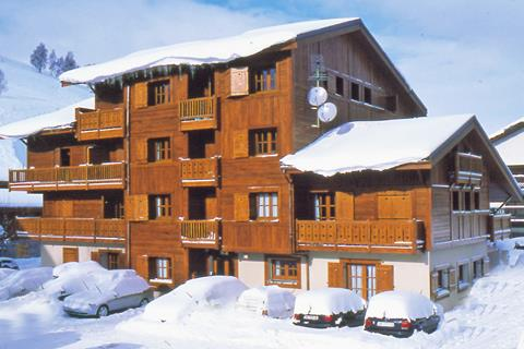 Alpina Lodge (Les 2 Alpes) Exterior