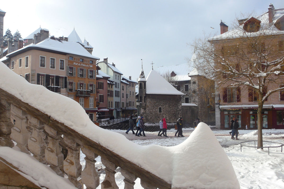 Annecy Town