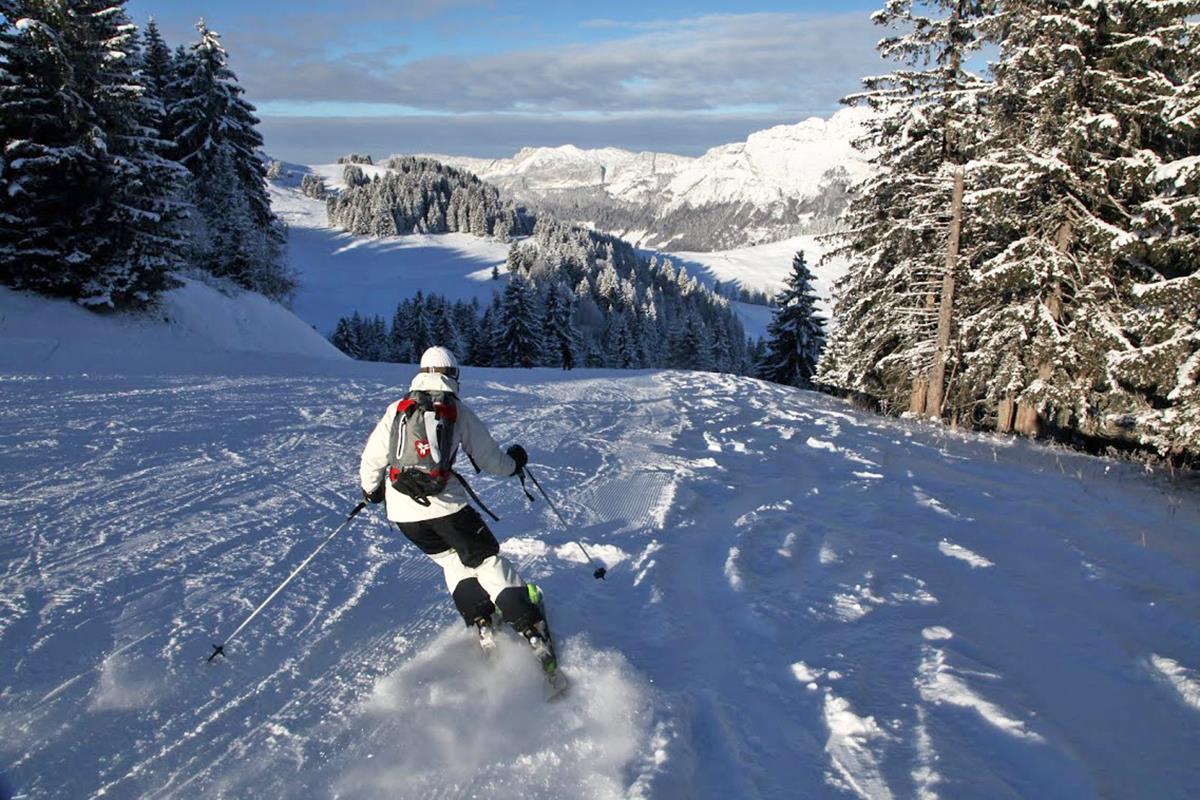 La Clusaz Ski Arts Et Voyages