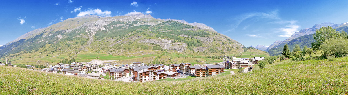 Val Cenis Summer Panoramic