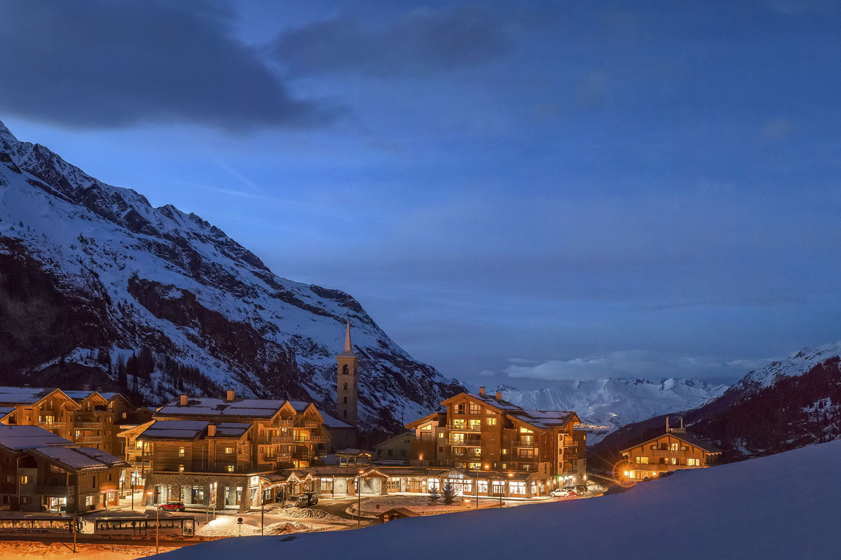 Kalinda Village, Tignes 1800 (self catered apartments) - Ski back to residence