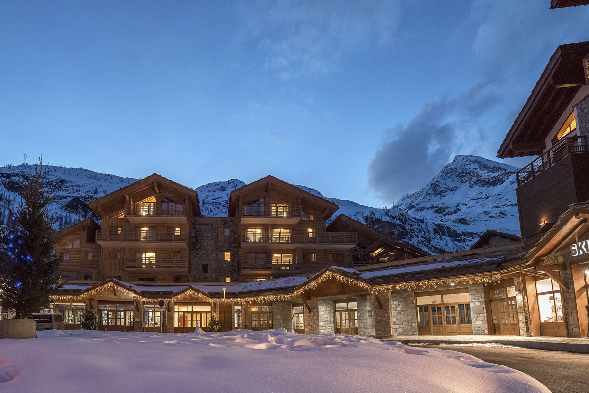 Kalinda Village, Tignes 1800 (self catered apartments) - On-site shops/eateries