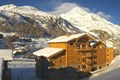 Kalinda, Tignes 1800 (self catered apartments) - The covered magic carpet lift next to Kalinda