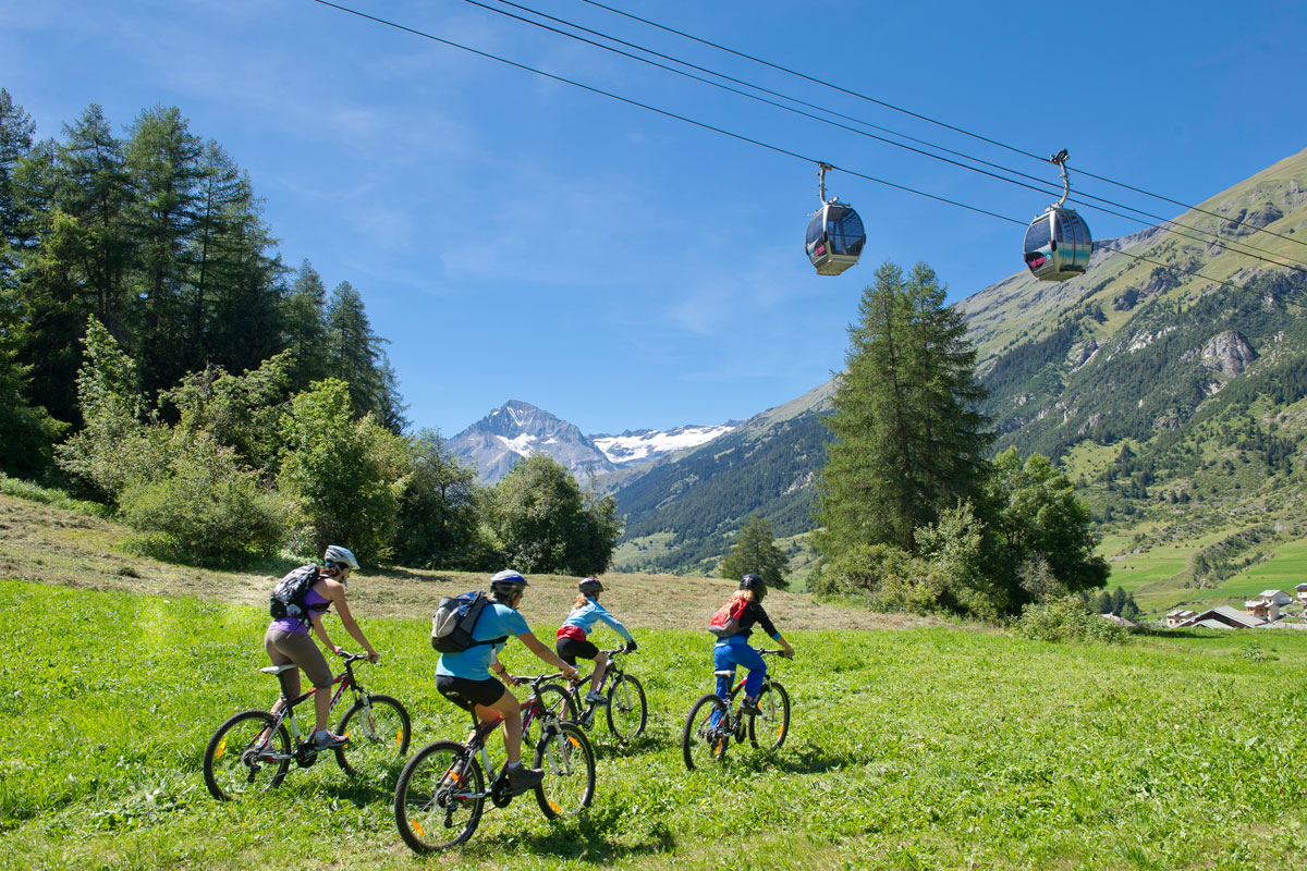 Alpine Resorts - French Alps Summer Holidays