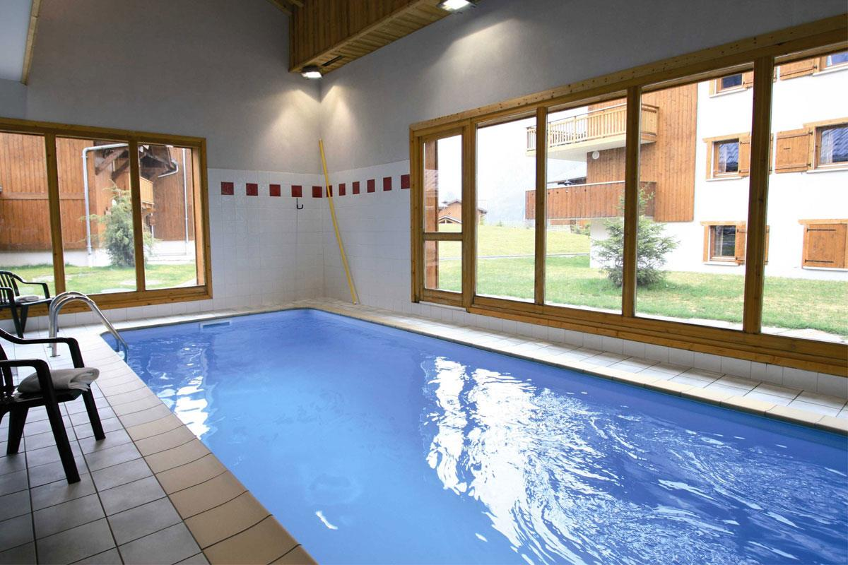 Les Fermes de Samoens, Samoens (Grand Massif) - Indoor Pool