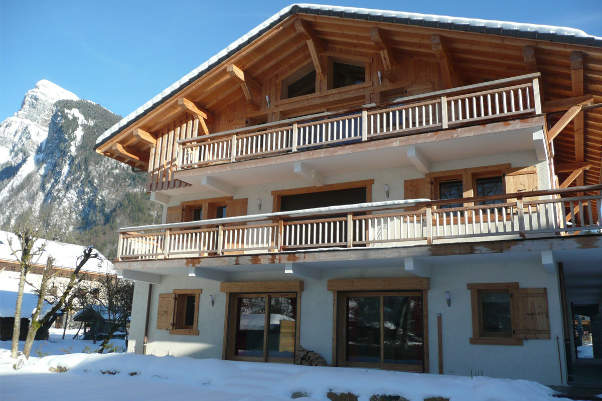 Chalet Rose, Samoens (Grand Massif)