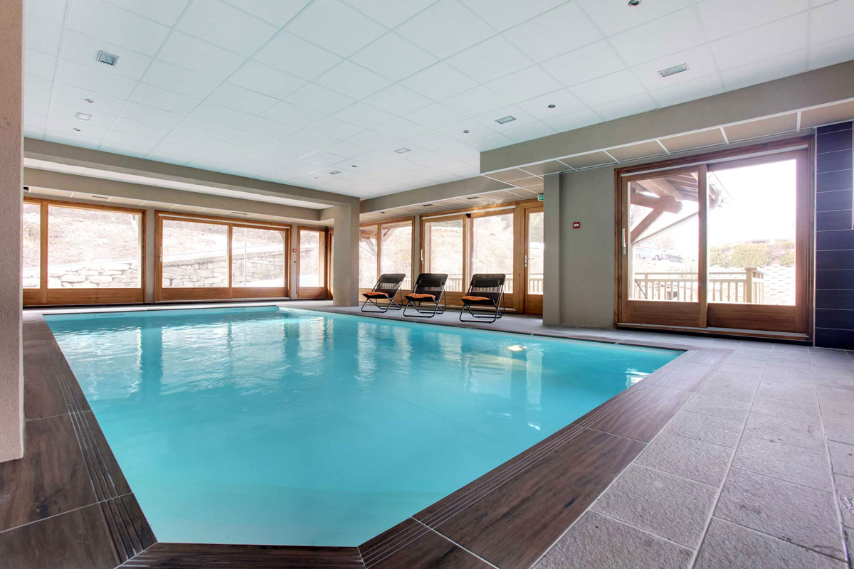 Grand Massif (Morillon) Indoor Pool