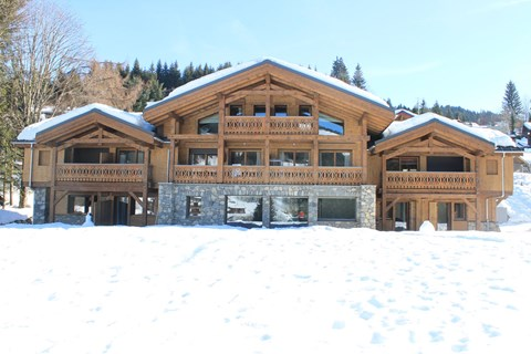 Delphine Apartments, Les Gets (self catered chalet)