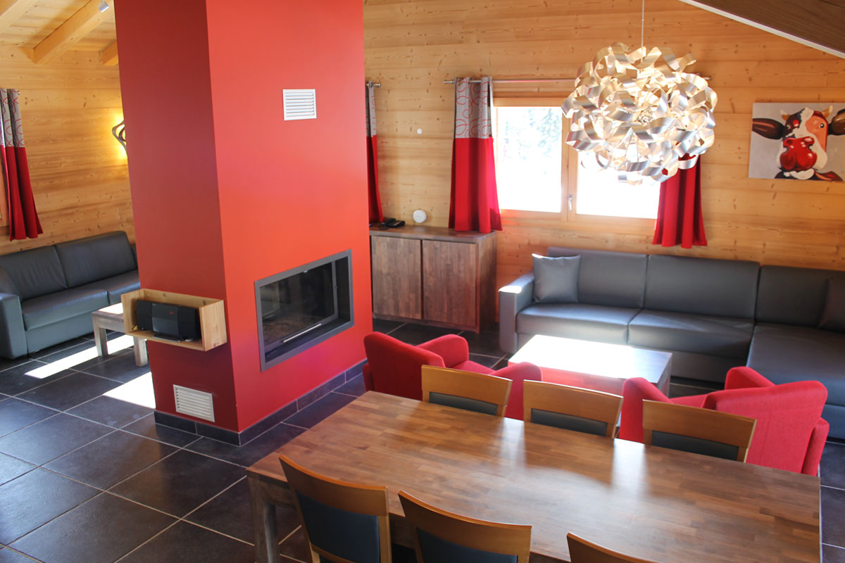 Delphine Apartments, Les Gets (self catered chalet) - 4 bedroom