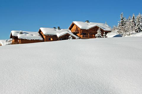 Les Cimes Blanches (La Rosiere) Close To The Ski Slopes