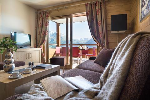 Lodge Hemera (La Rosiere) Living Area