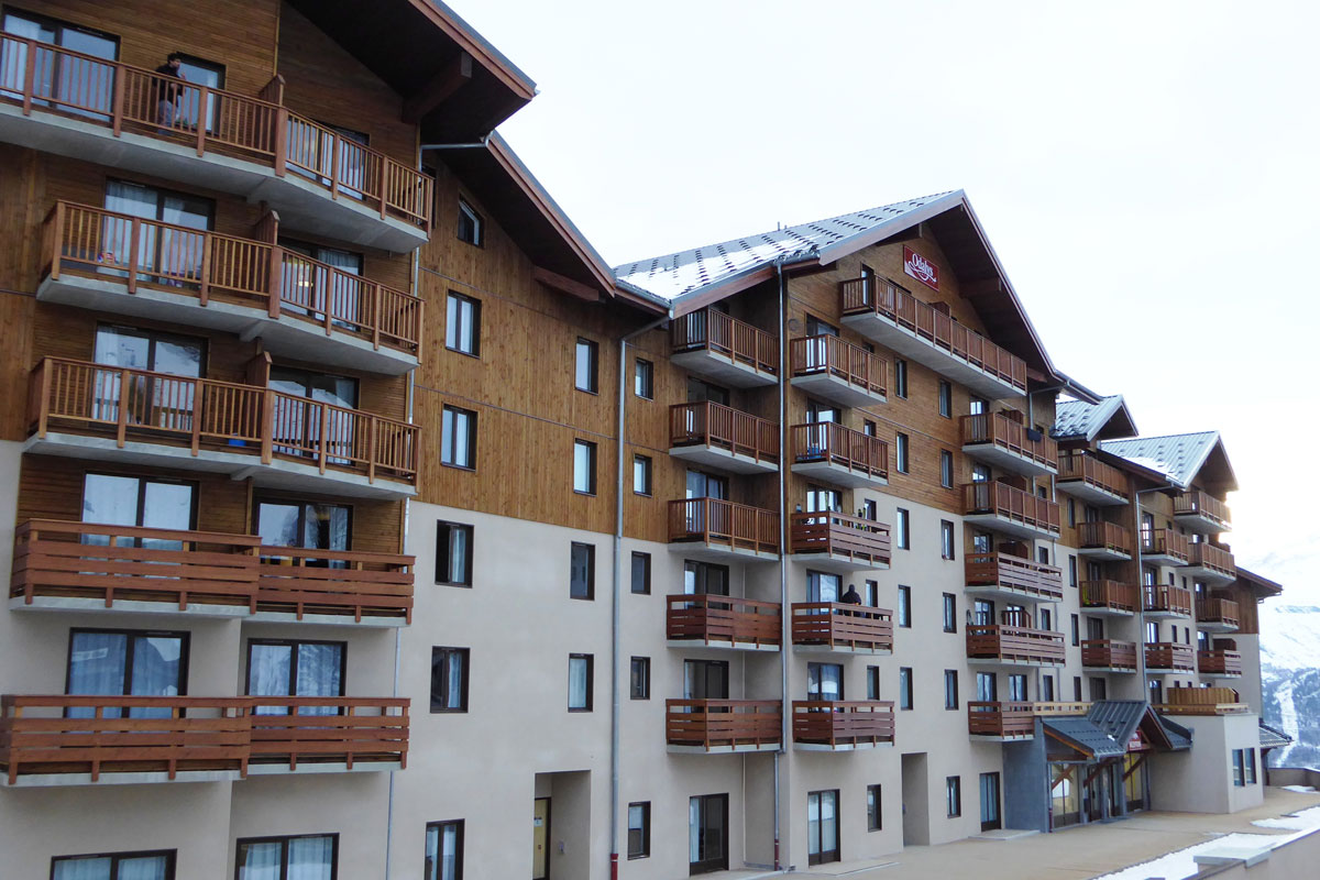 Les Balcons Aurea (Auris en Oisans) - Brand New Apartments