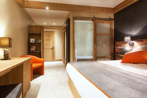 Saint Charles (Val Cenis) - Double Bedroom