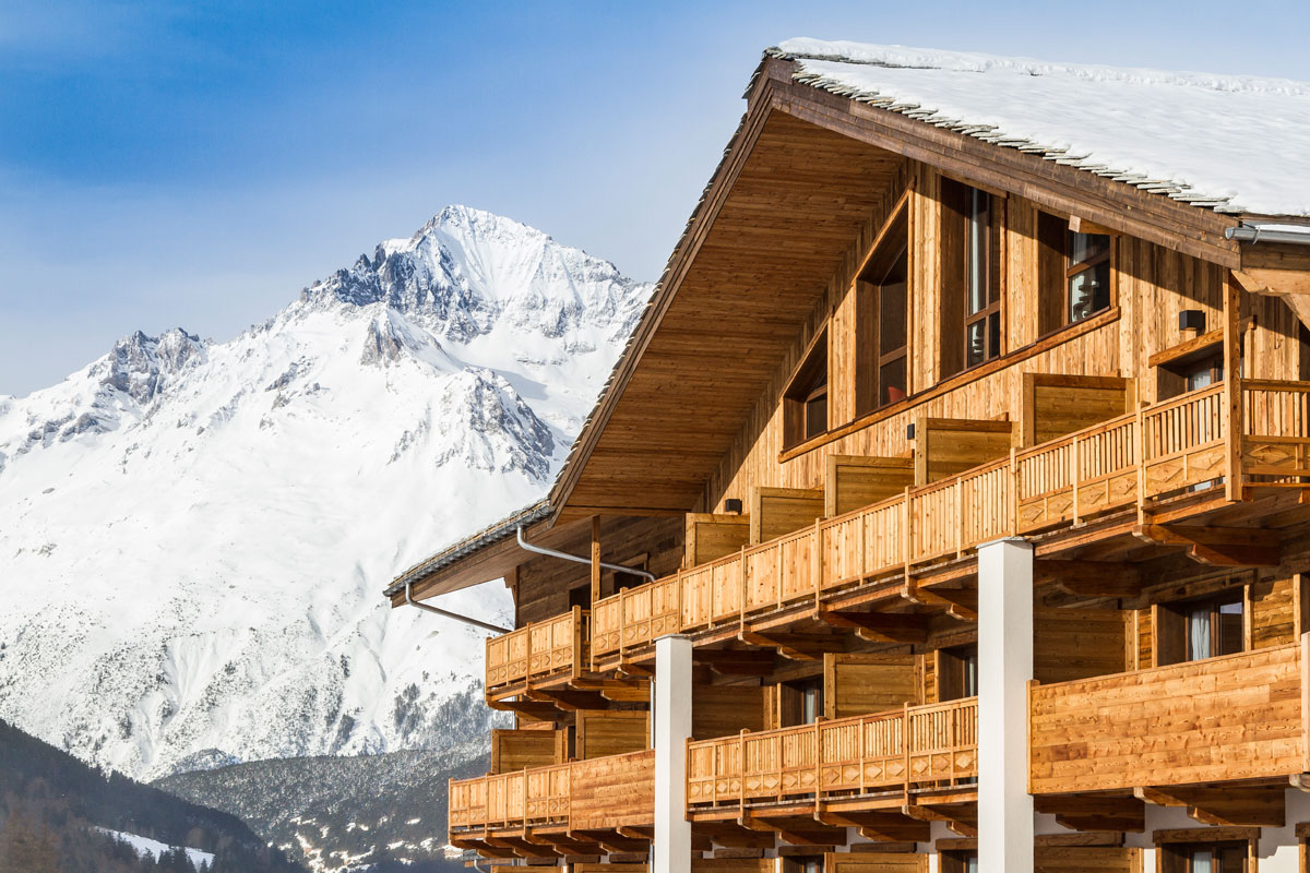 Saint Charles (Val Cenis) - Brand new hotel & apartments