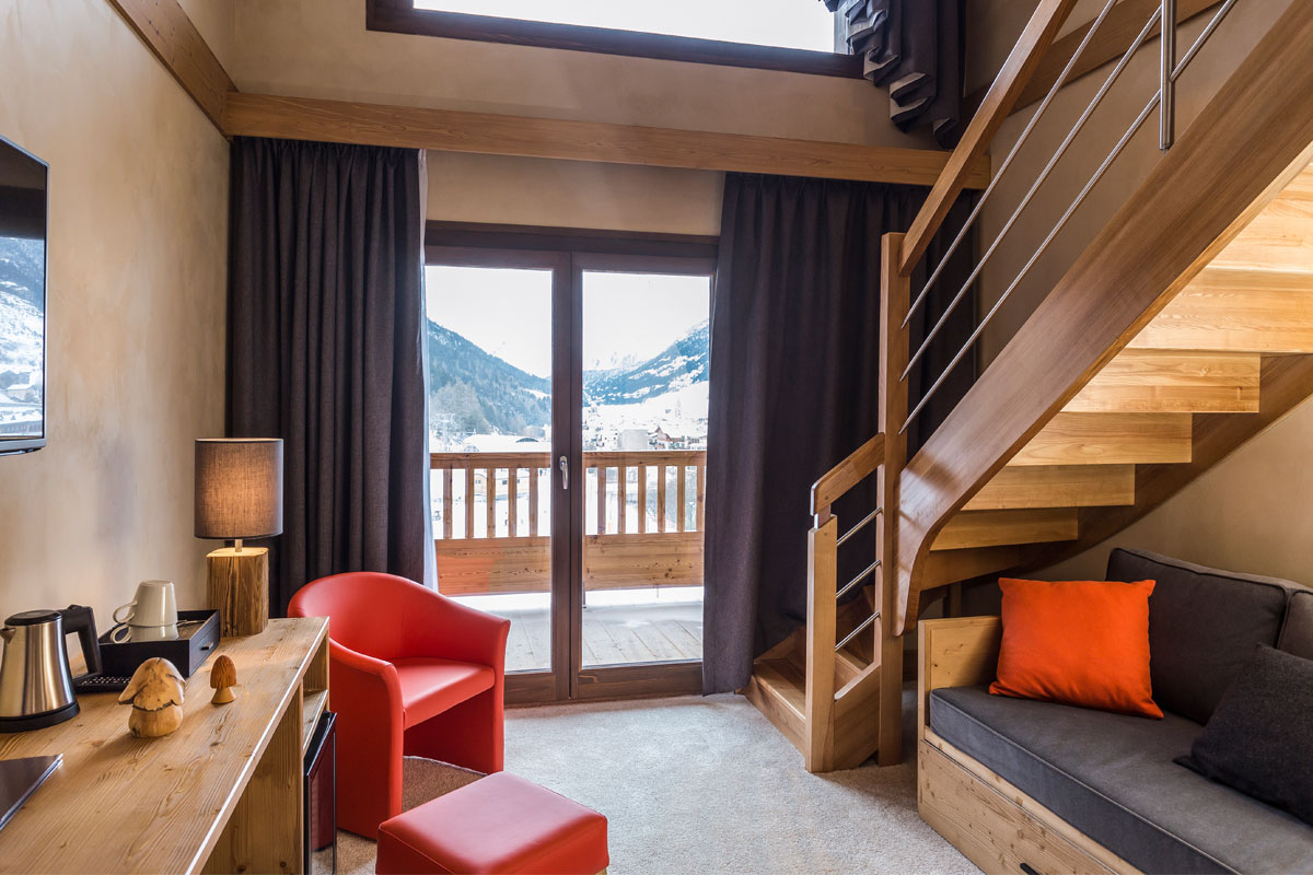 Saint Charles (Val Cenis) - Living Area