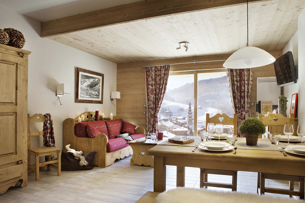 Grandes Alpes, La Clusaz (self catered apartments) - Apartments