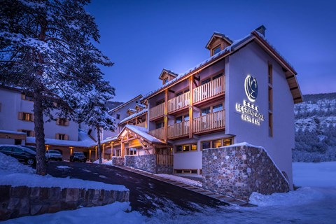 Grand Aigle (Serre Chevalier) - Newly refurbished in the picturesque Villeneuve village