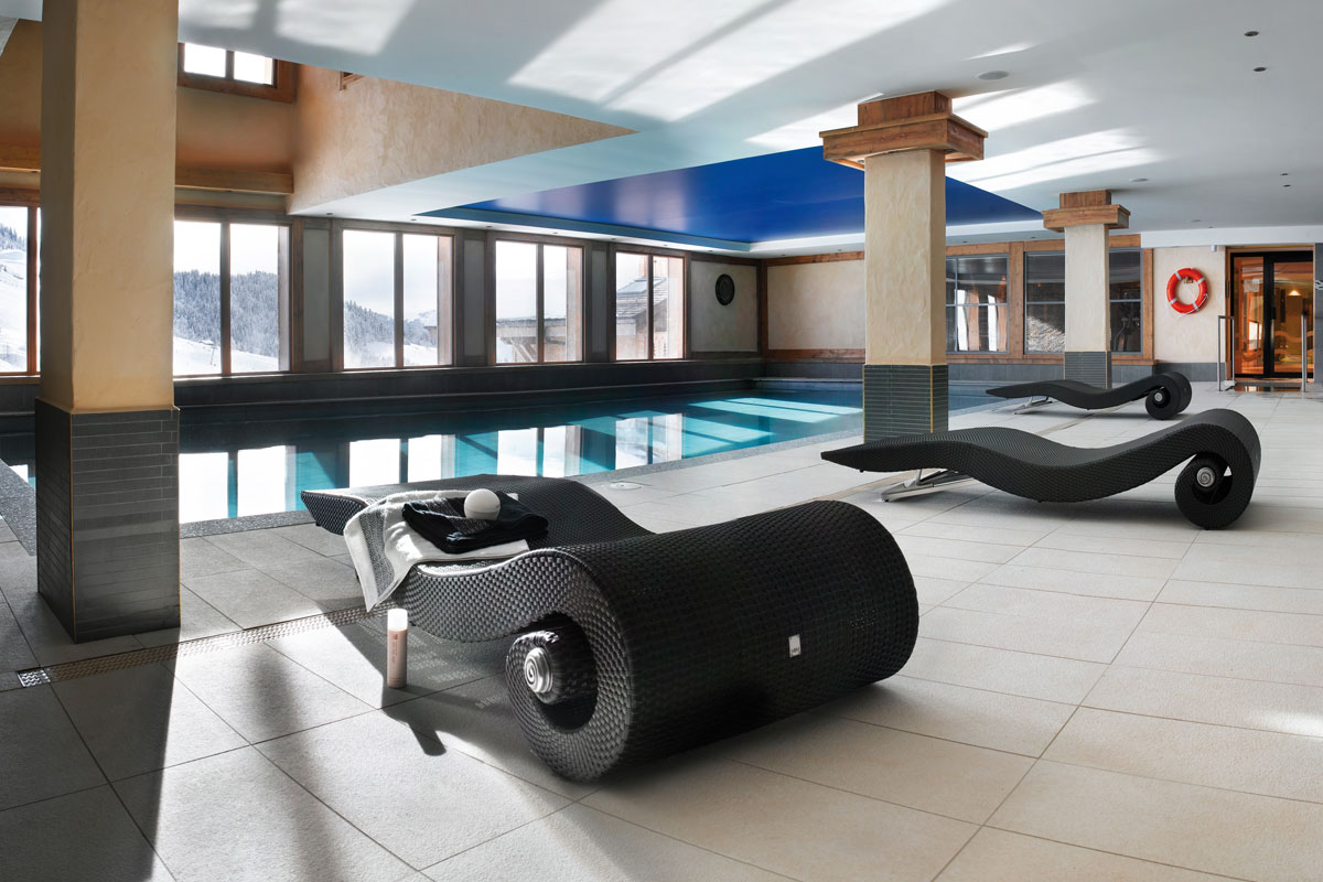 LLe Village de Lessy, Le Grand Bornand (self catered apartments) - Indoor Pool