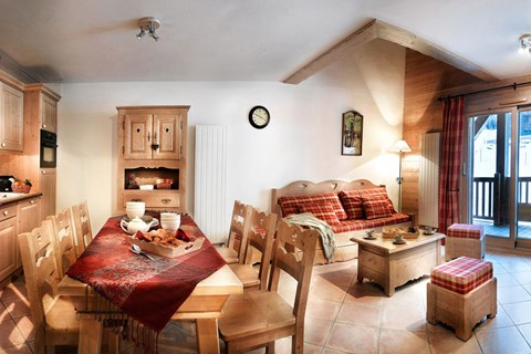 Les Fermes de Sainte Foy, Sainte Foy (self catered apartments) - Apartments